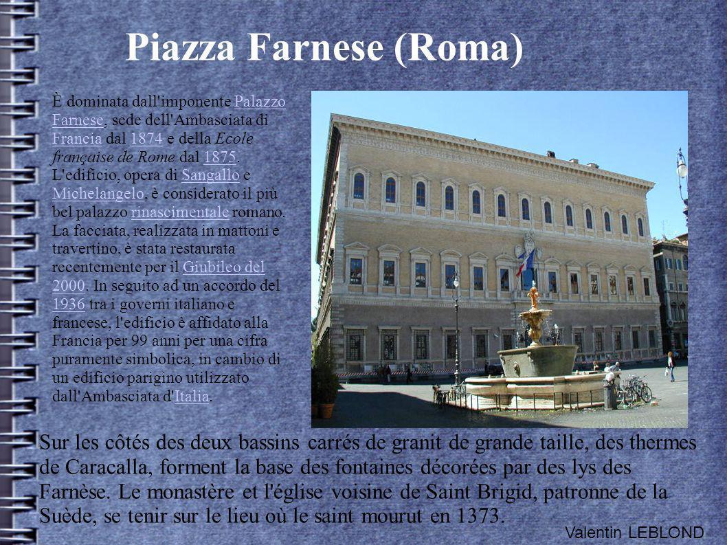 Piazza Farnese (Roma)