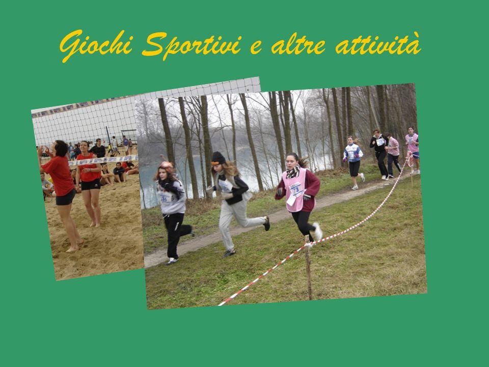Giochi Sportivi e altre attività