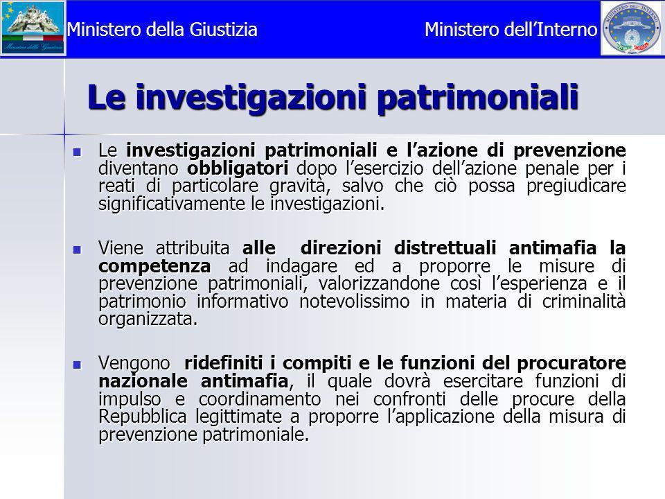 Le investigazioni patrimoniali