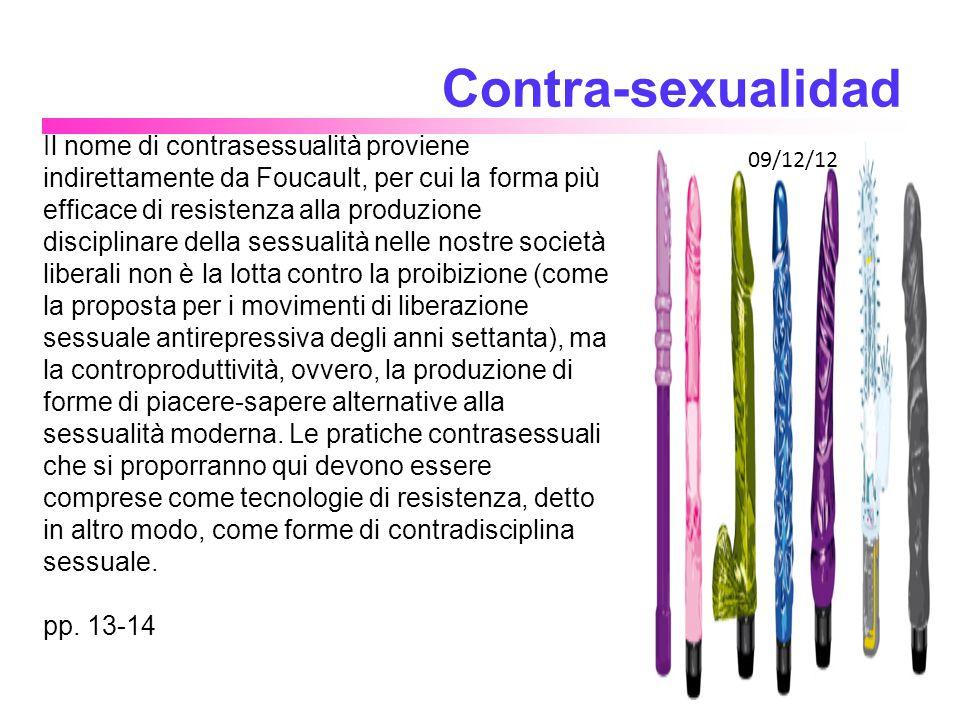 2 Contra-sexualidad.