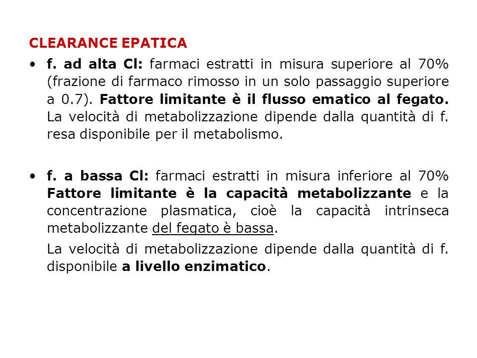 CLEARANCE EPATICA