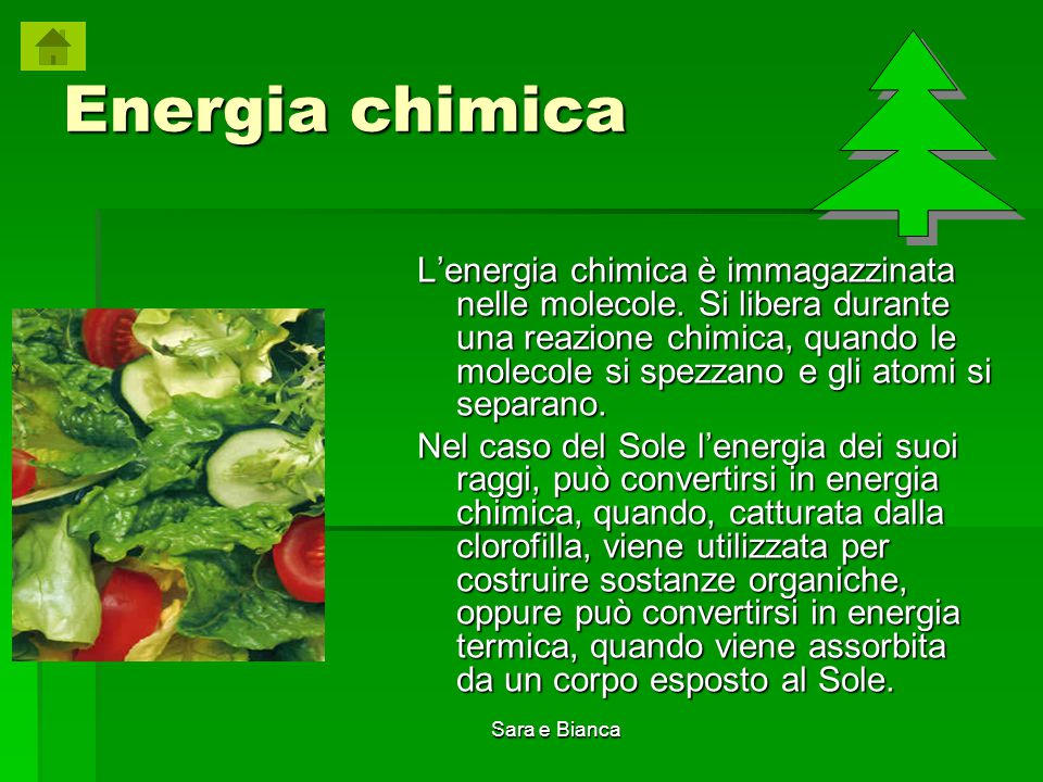 Energia chimica