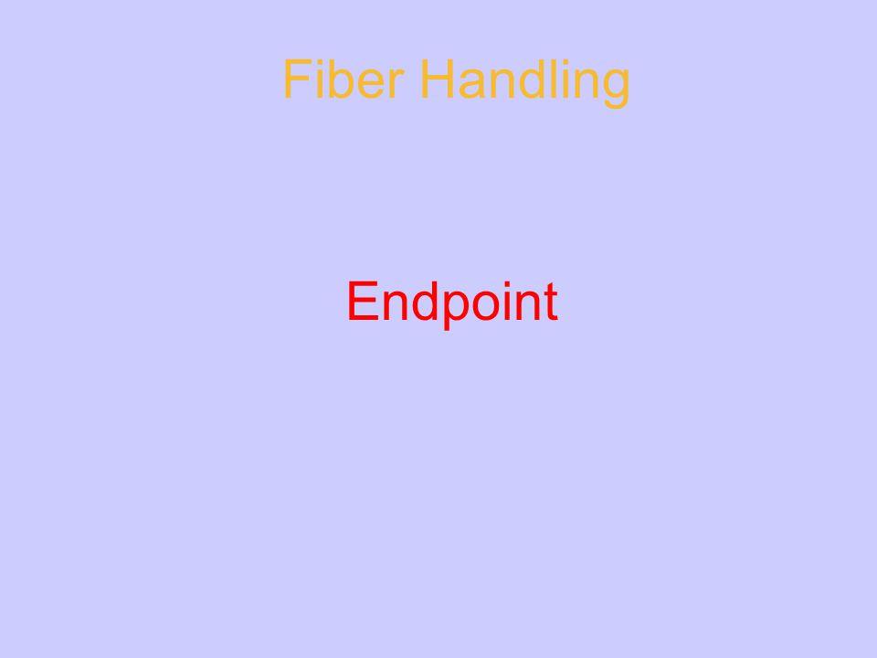 Fiber Handling Endpoint