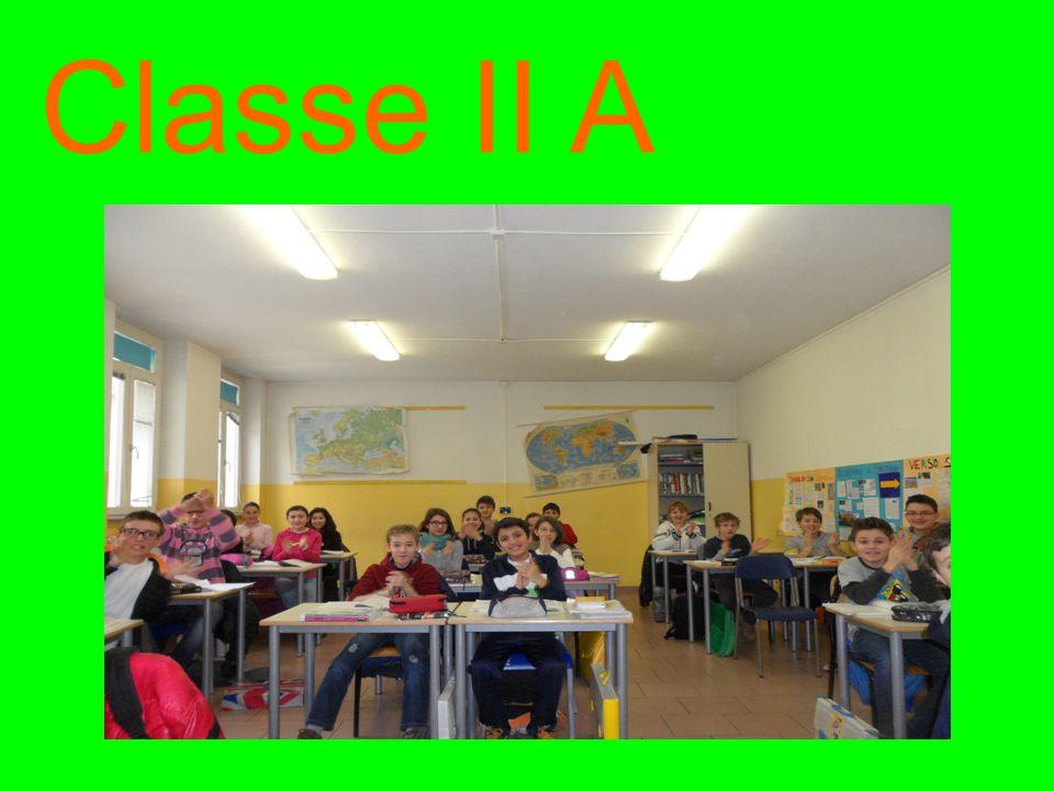 Classe II A