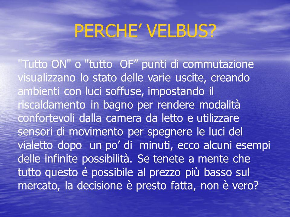 PERCHE' VELBUS