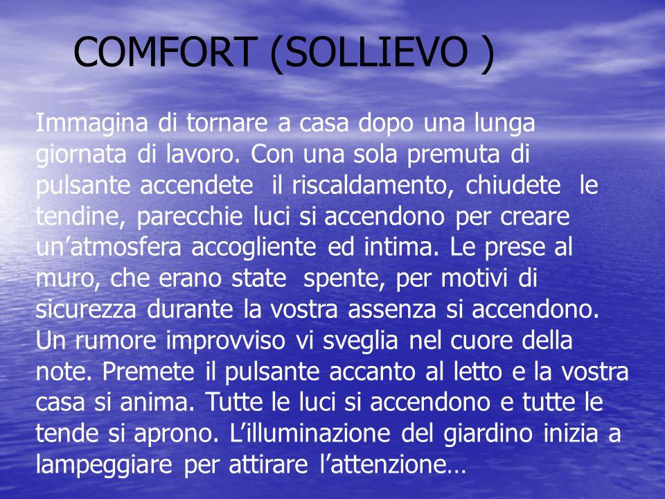 COMFORT (SOLLIEVO )