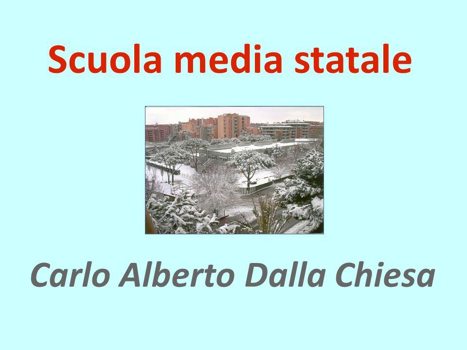 Scuola media statale Carlo Alberto Dalla Chiesa