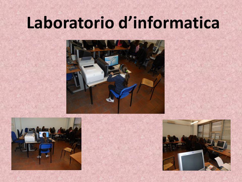 Laboratorio d'informatica