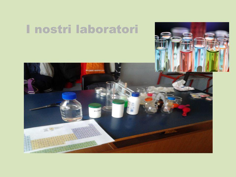 I nostri laboratori