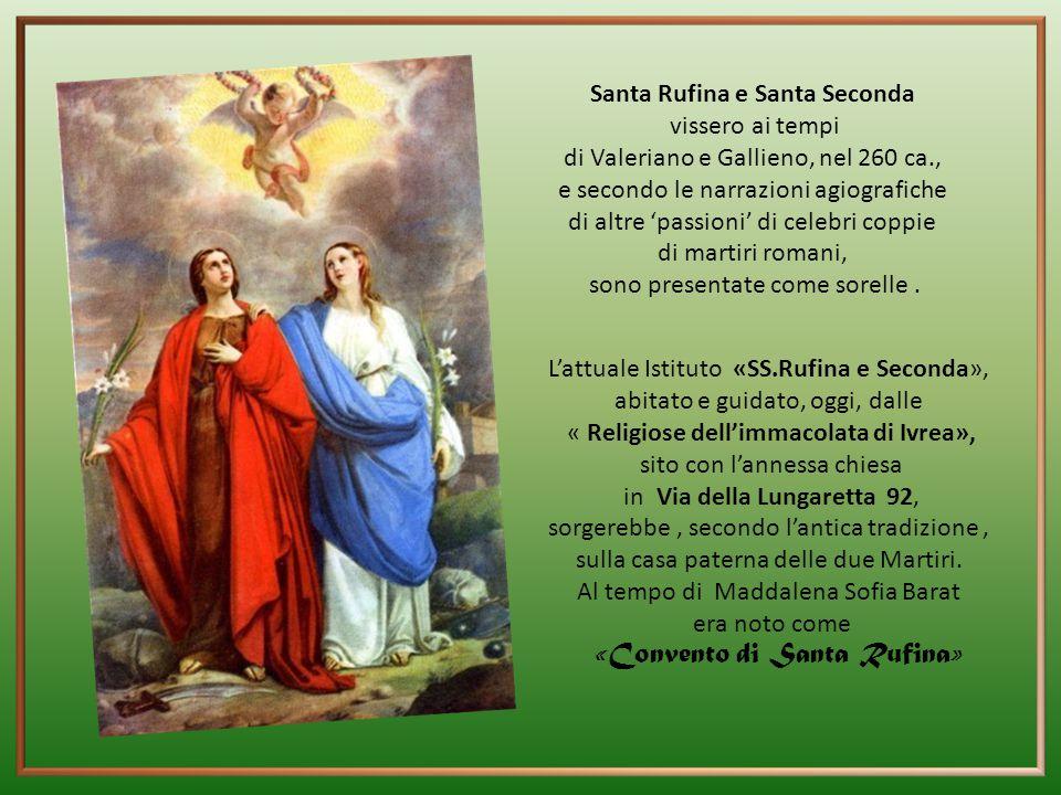 «Convento di Santa Rufina»