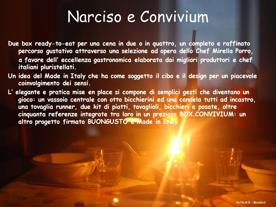 Narciso e Convivium