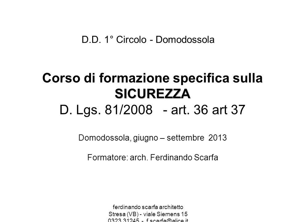D.D. 1° Circolo - Domodossola