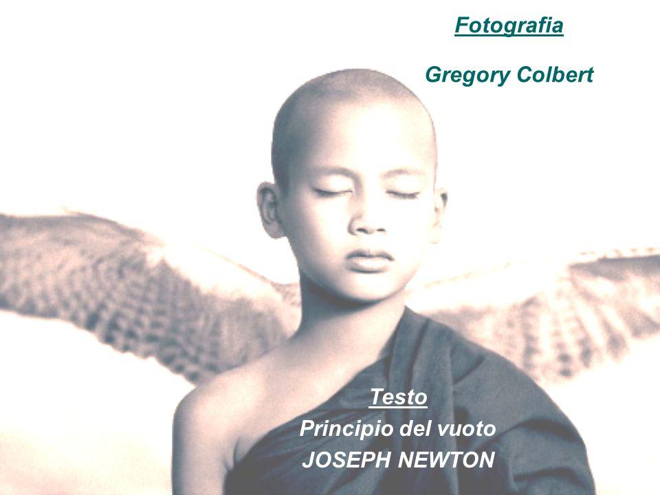 Testo Principio del vuoto JOSEPH NEWTON