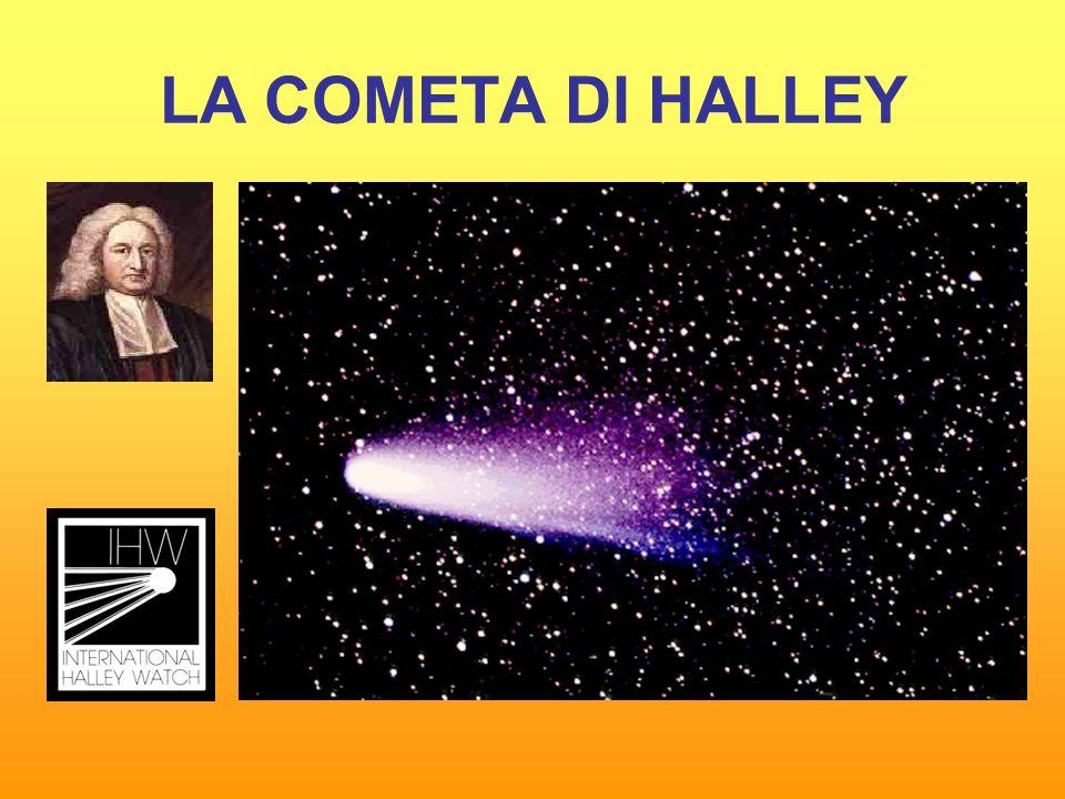 LA COMETA DI HALLEY