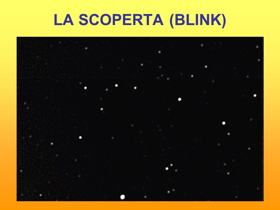 LA SCOPERTA (BLINK)
