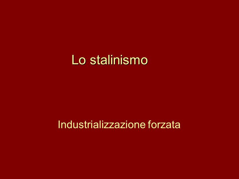 Industrializzazione forzata