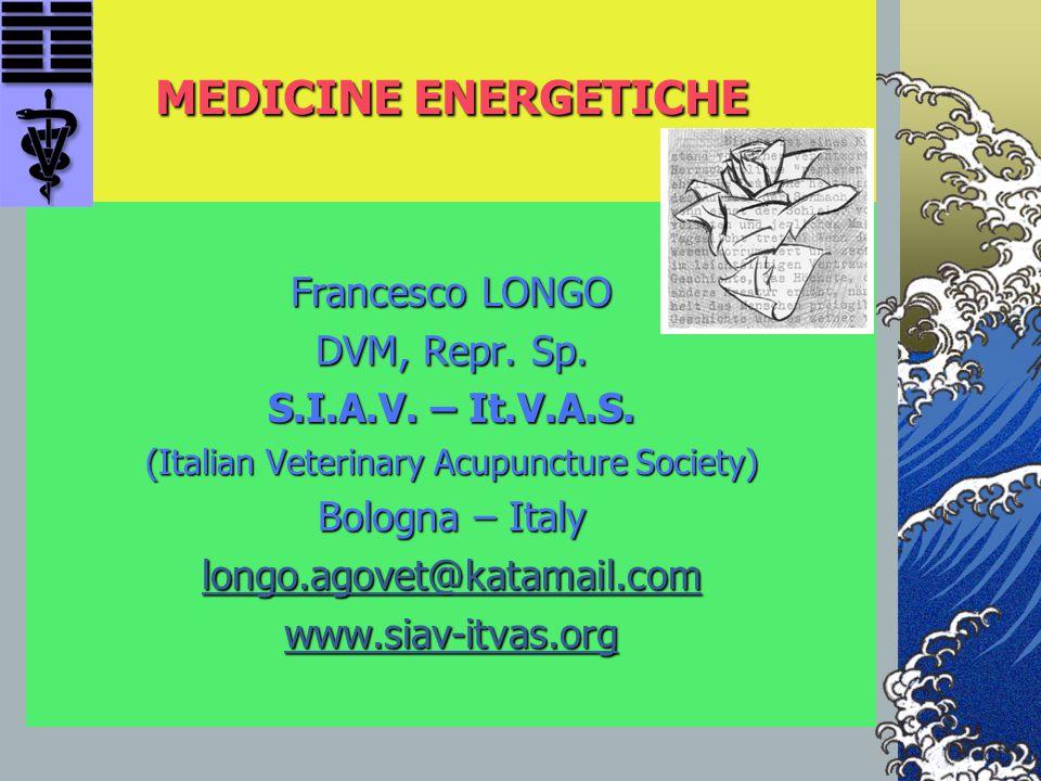 (Italian Veterinary Acupuncture Society)