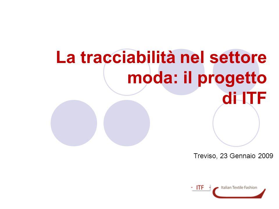 La tracciabilità nel settore moda: il progetto di ITF
