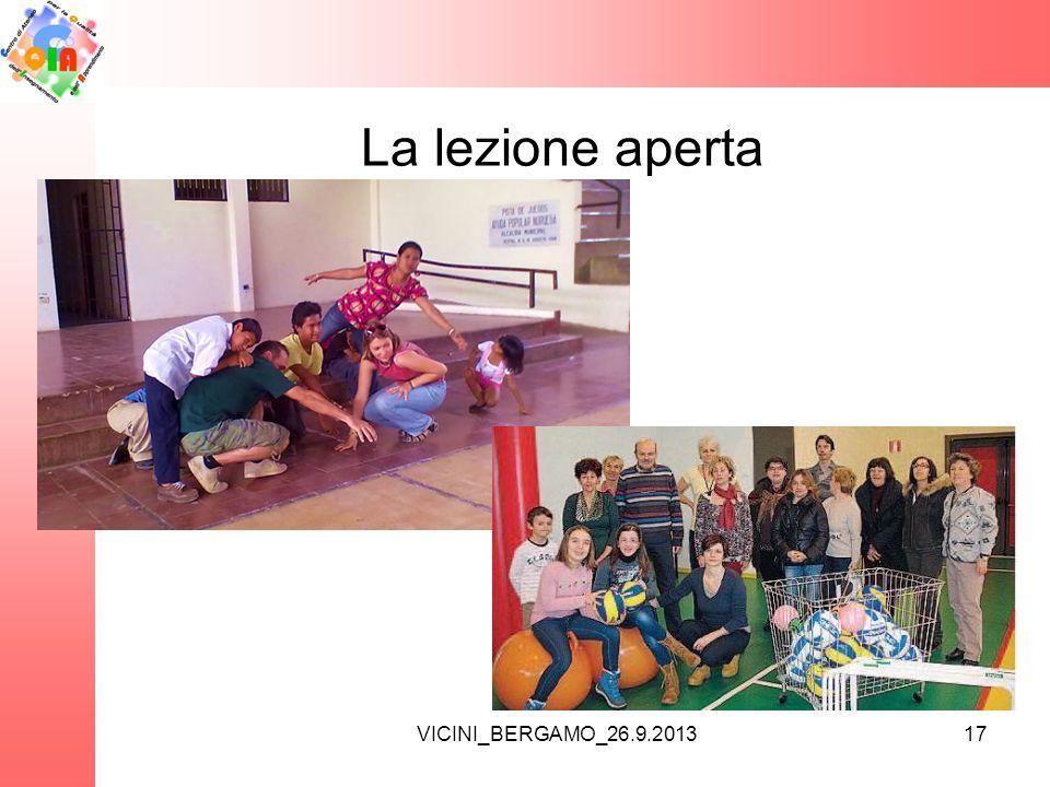 La lezione aperta VICINI_BERGAMO_26.9.2013
