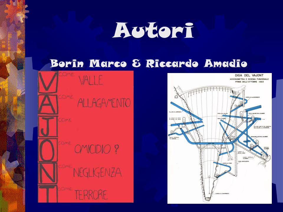 Borin Marco & Riccardo Amadio