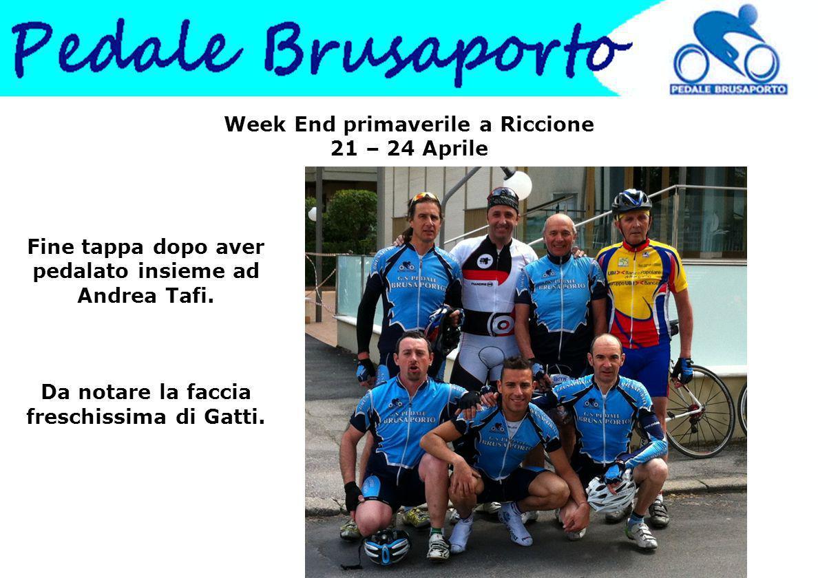Week End primaverile a Riccione 21 – 24 Aprile