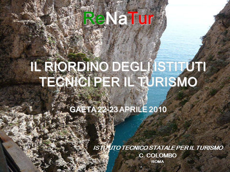 ISTITUTO TECNICO STATALE PER IL TURISMO C. COLOMBO ROMA
