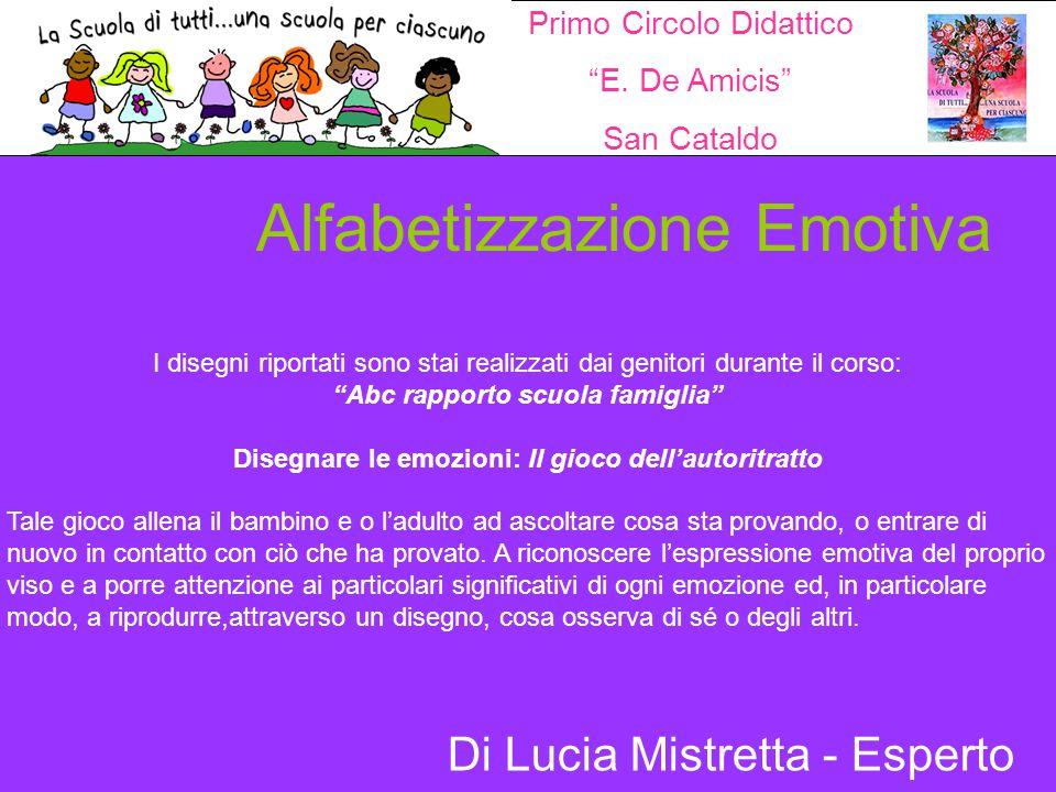Alfabetizzazione Emotiva