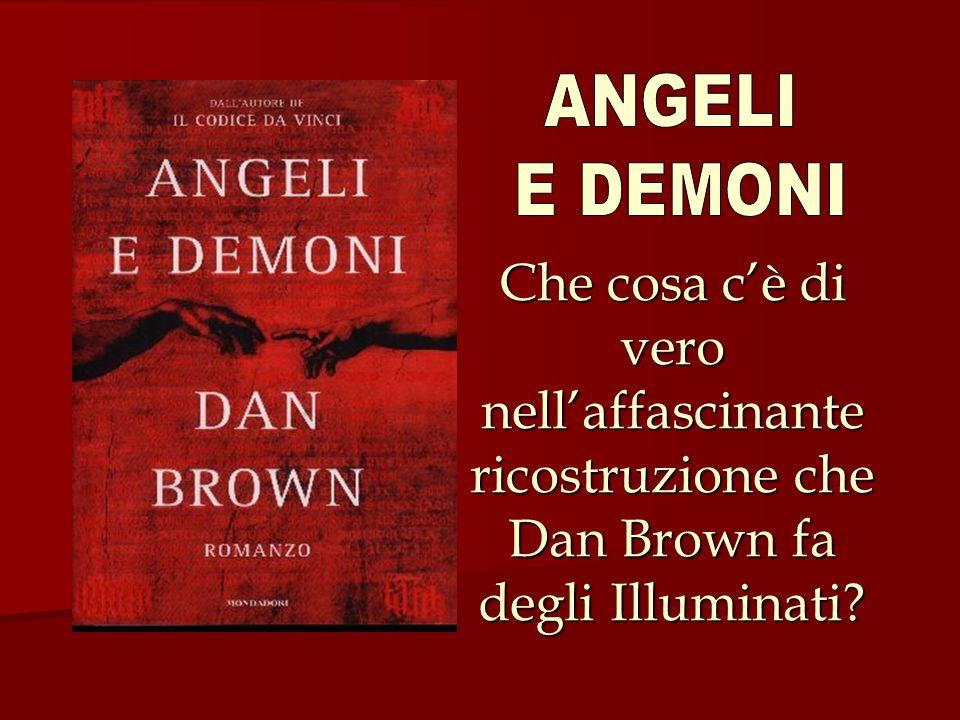 ANGELI E DEMONI.