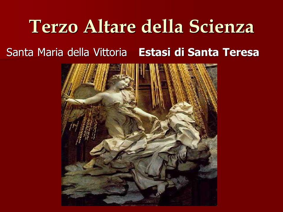 Terzo Altare della Scienza