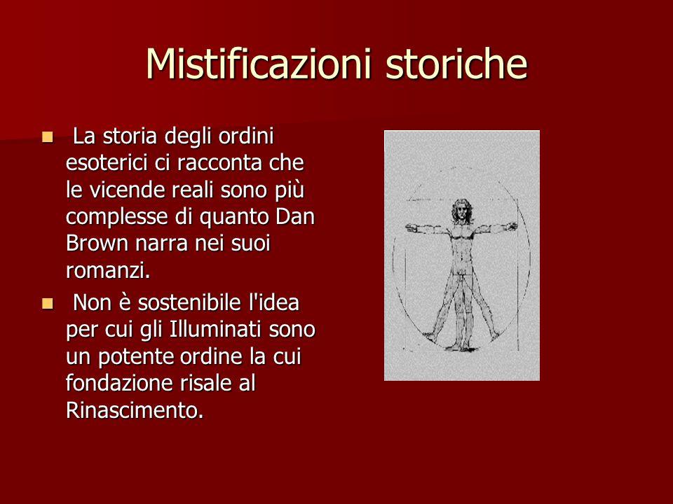 Mistificazioni storiche