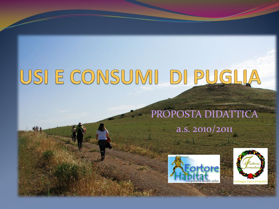 PROPOSTA DIDATTICA a.s. 2010/2011