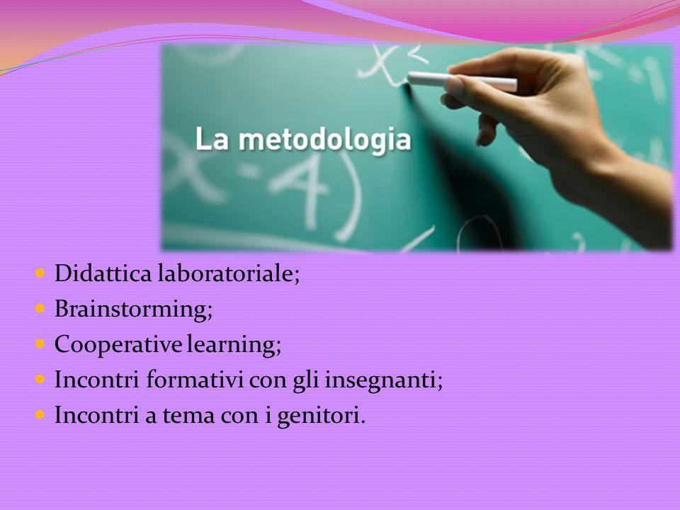 Didattica laboratoriale;