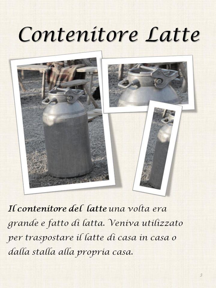 Contenitore Latte