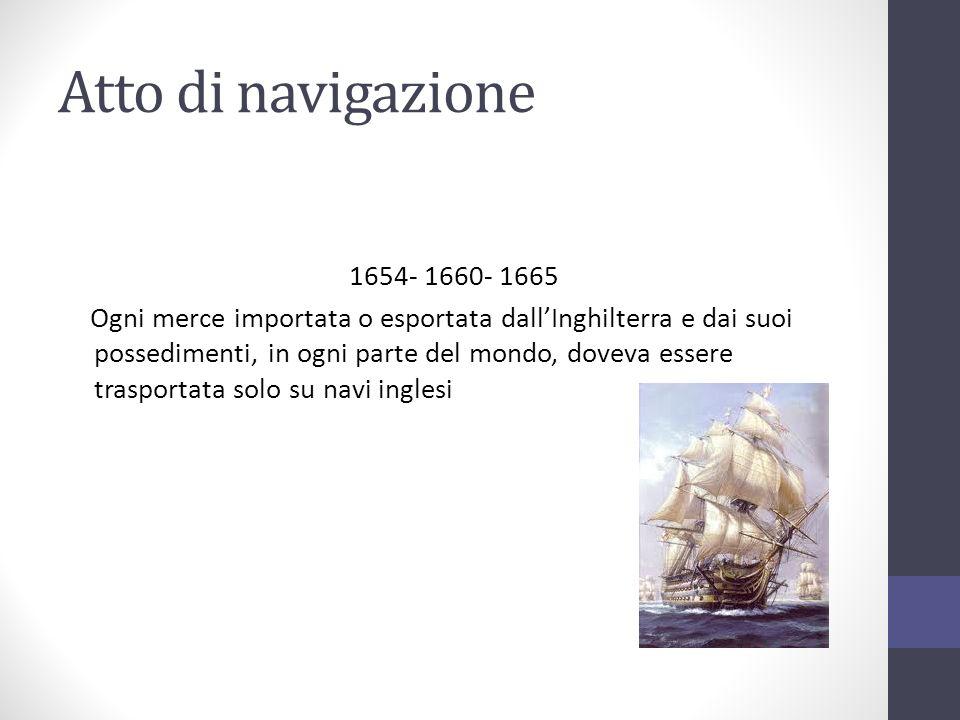 Atto di navigazione
