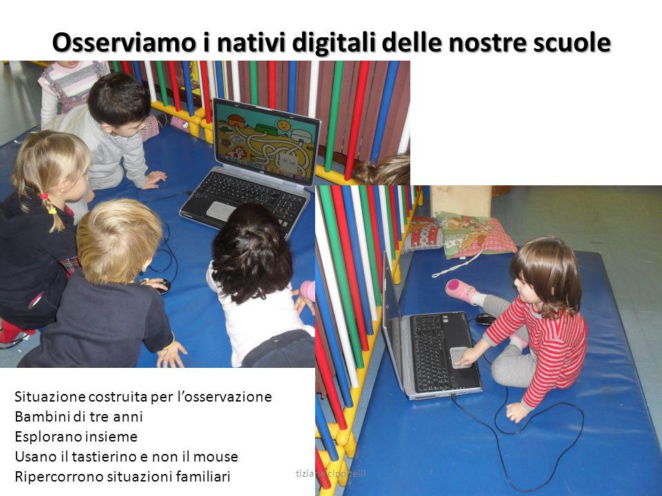 Osserviamo i nativi digitali delle nostre scuole