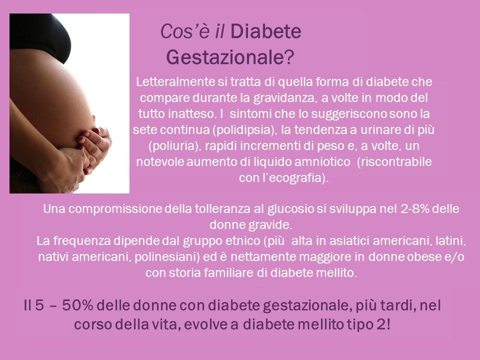 Cos'è il Diabete Gestazionale