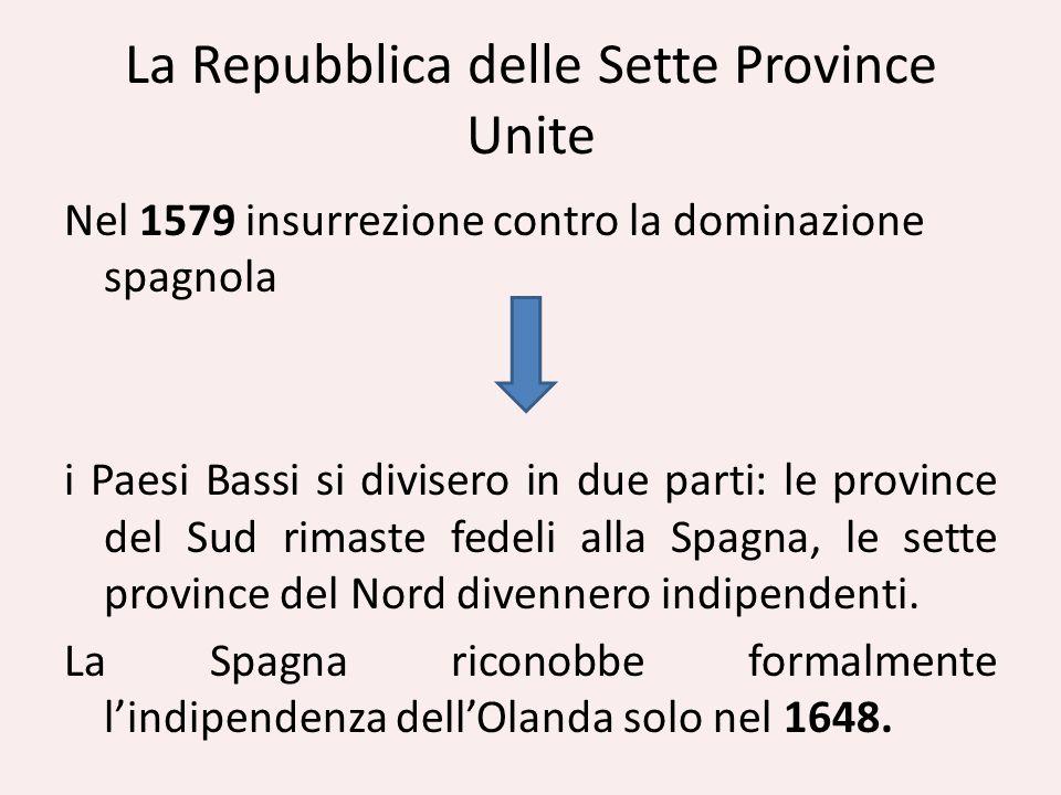 La Repubblica delle Sette Province Unite
