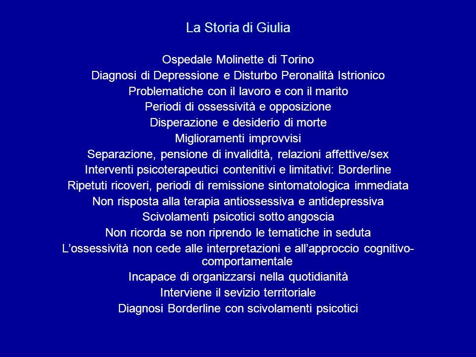 La Storia di Giulia Ospedale Molinette di Torino