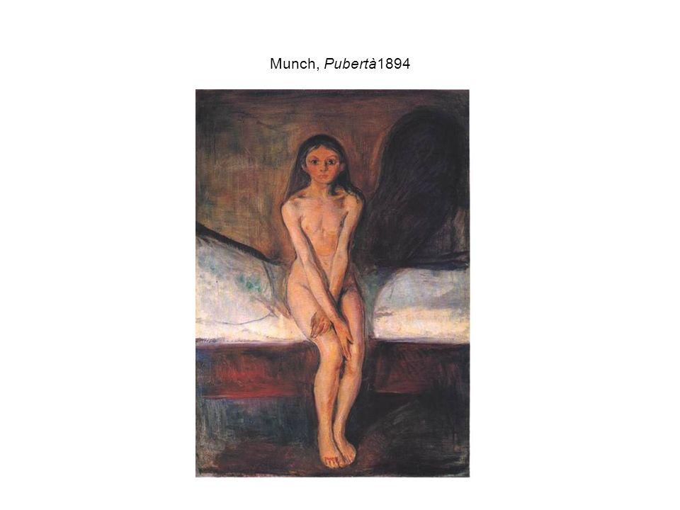 Munch, Pubertà1894