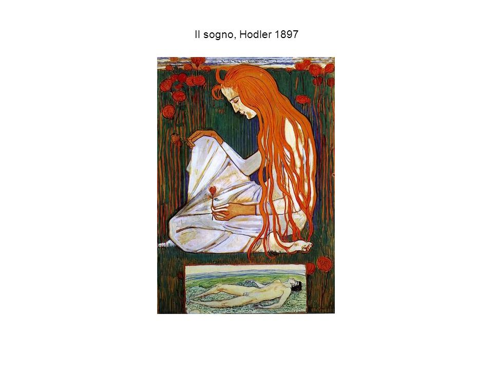 Il sogno, Hodler 1897