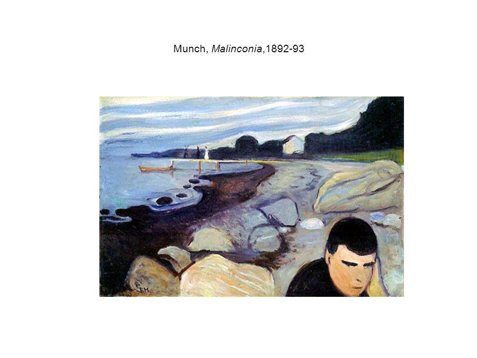 Munch, Malinconia,1892-93