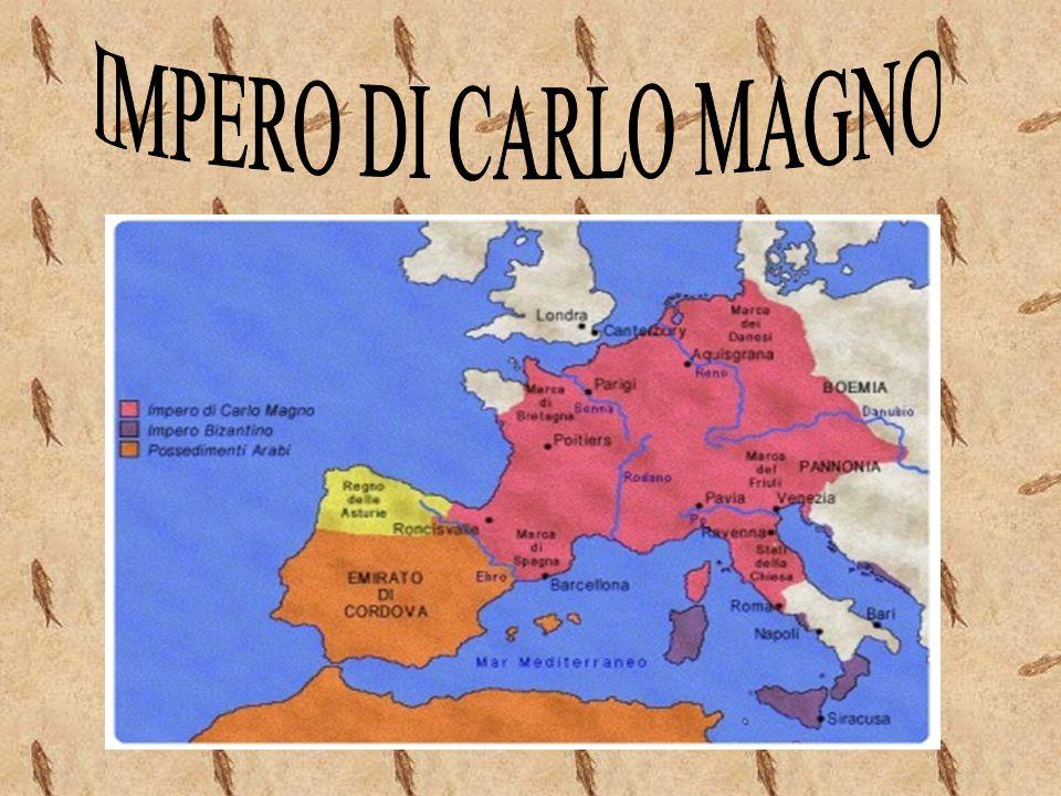 IMPERO DI CARLO MAGNO
