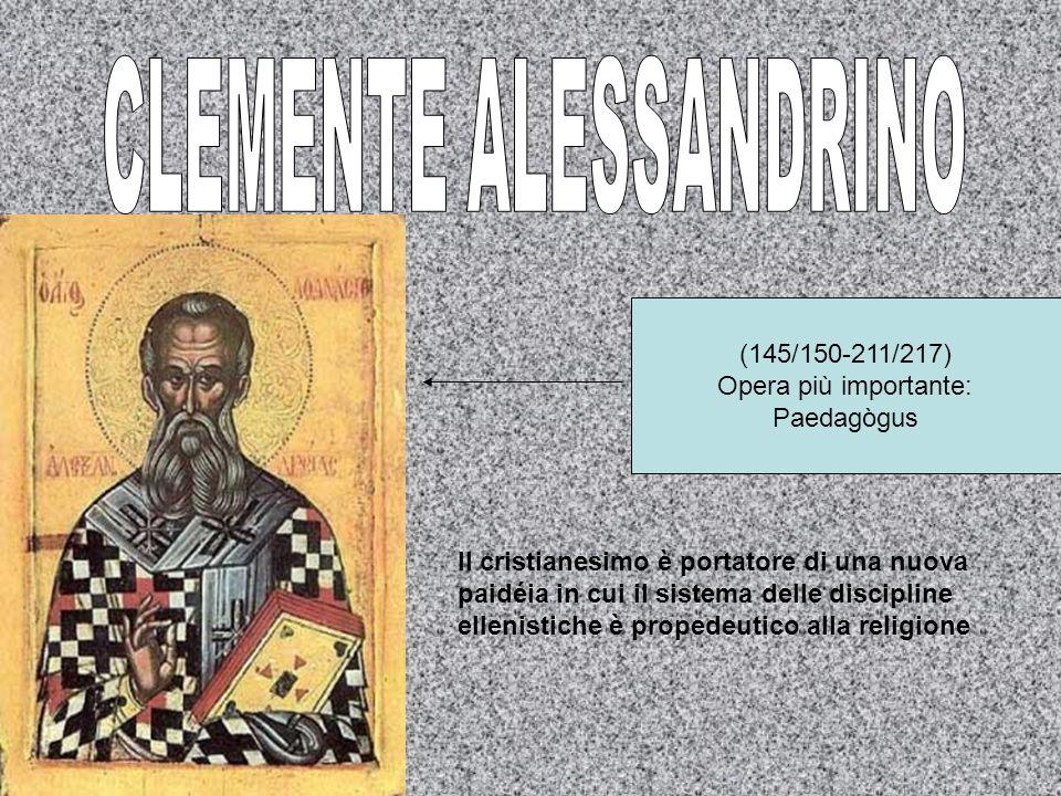 CLEMENTE ALESSANDRINO