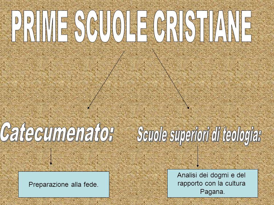 PRIME SCUOLE CRISTIANE