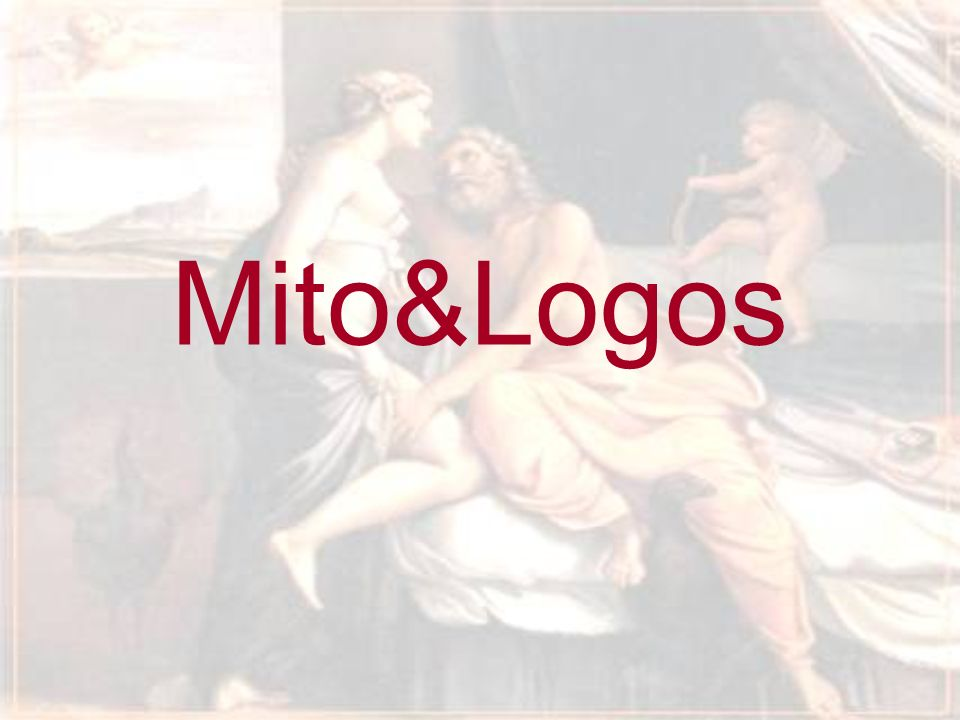 Mito&Logos