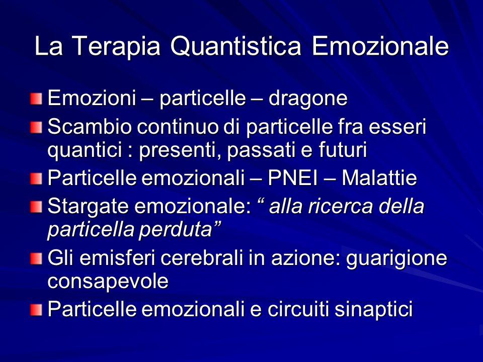 La Terapia Quantistica Emozionale