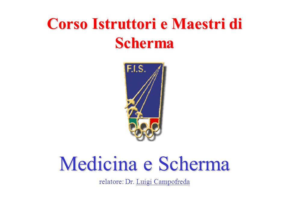 Corso Istruttori e Maestri di Scherma