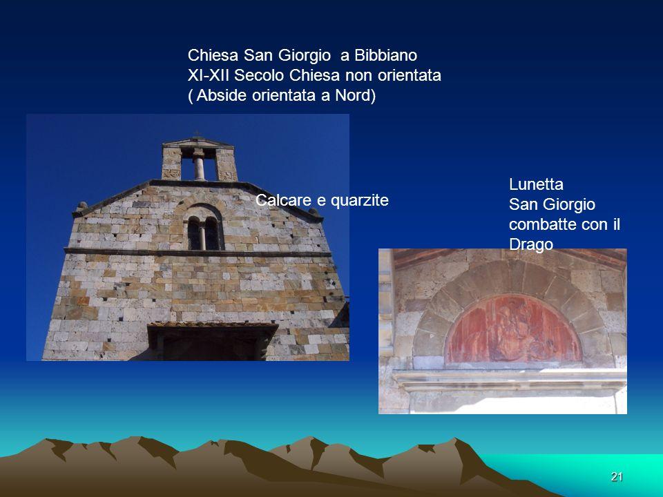 Chiesa San Giorgio a Bibbiano