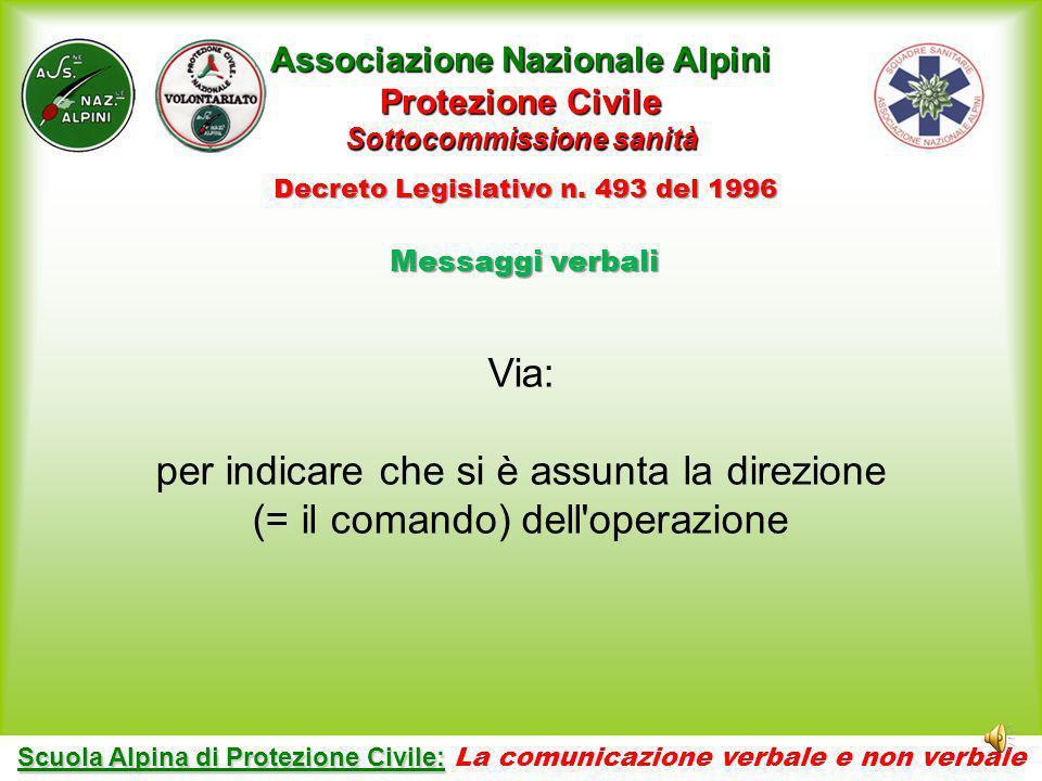 Decreto Legislativo n. 493 del 1996