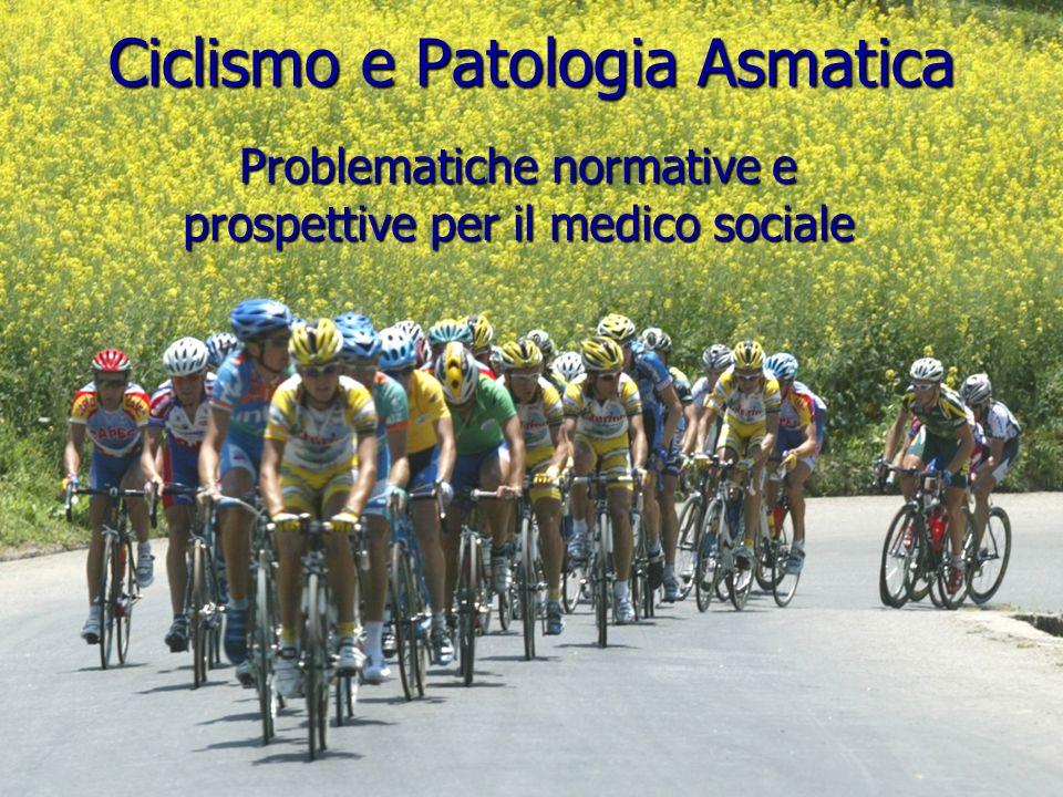 Ciclismo e Patologia Asmatica